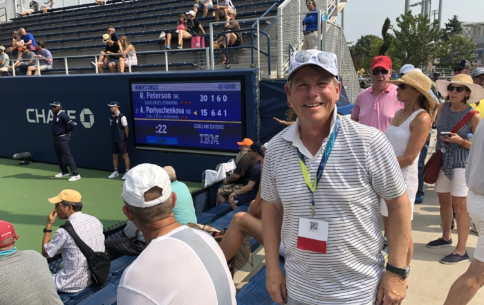 Rob Peterson US Open